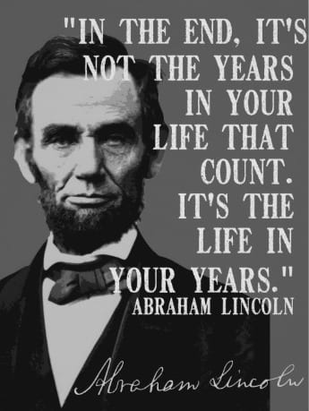Abraham Lincoln and Ronald Reagan Job Quotes | Healthcare IT Today