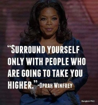 Oprah Quote for Healthcare IT