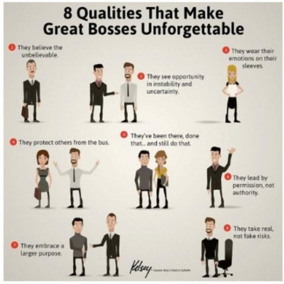 good qualities for resumes